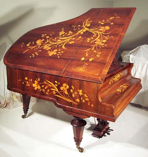 Pianogrands Fine Antique Pianos